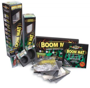 DEI Goes Boom with New Jeep Header Wraps and Sound-Dampening Mat