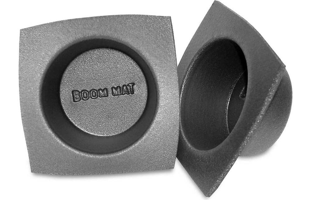 DEI Boom Mat speakers