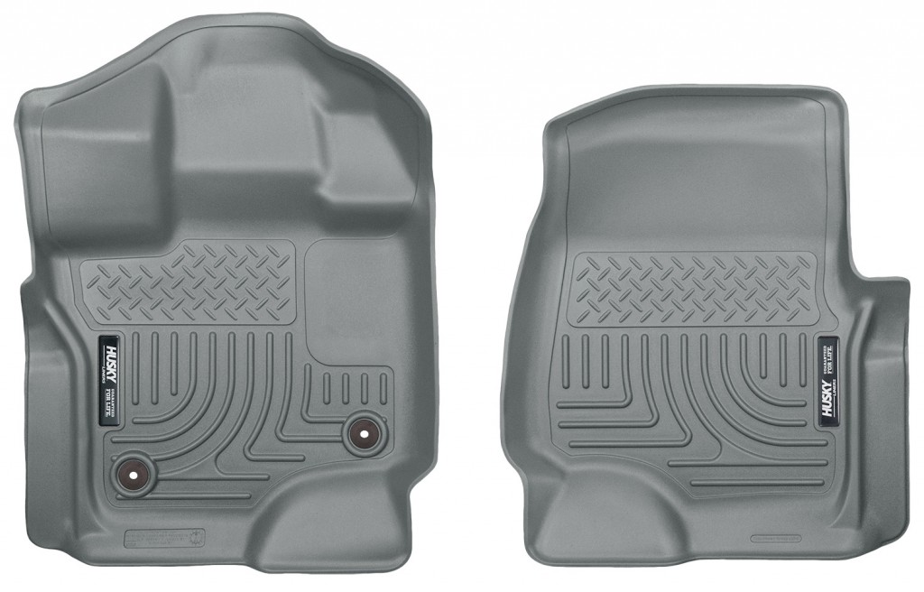 Husky Liners 18362 WeatherBeater™ Front Floor Liners for 2015 Ford F-150