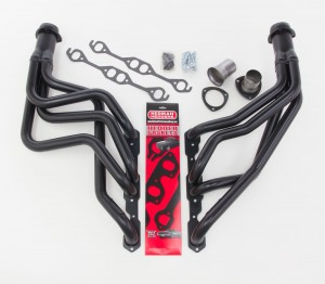 Hedman (68670): Full Length Standard Duty Uncoated Headers for 1967-81 Chevy Camaro