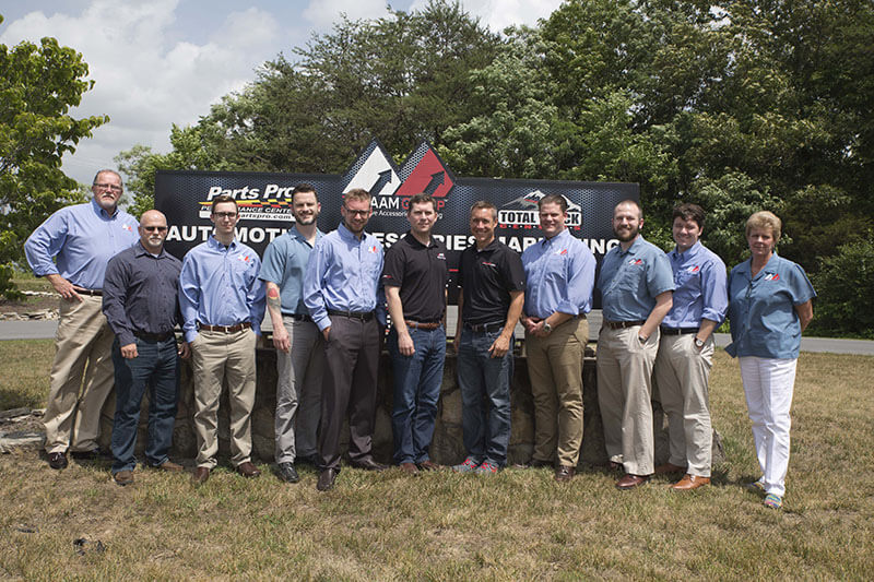 Superchips and Edge Products Visit Performance Corner