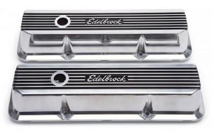 Edelbrock (4277): Ford FE Elite II Valve Covers
