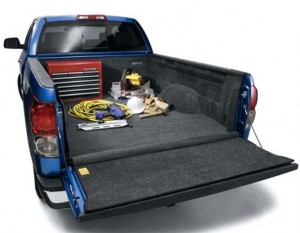 BedRug (BRY13DCK): Bed Liner for 2016 Toyota Tacoma Double Cab