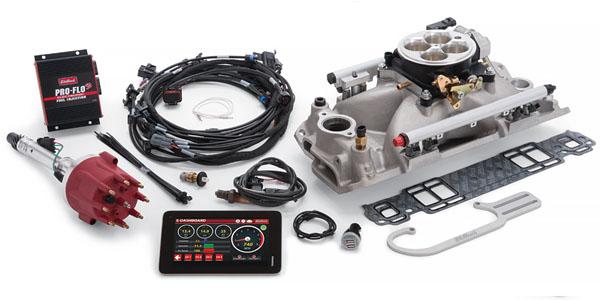 Edlebrock: Pro-Flo 3 EFI System for Chevy