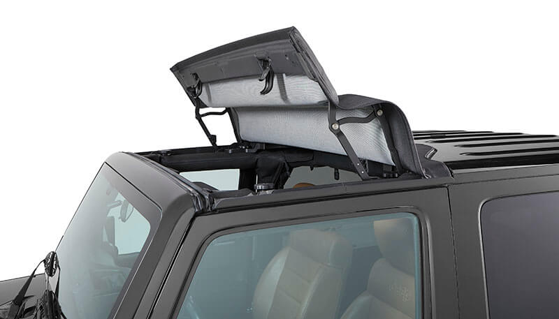 Bestop: Sunrider for Hardtop for '07–'16 Jeep Wrangler