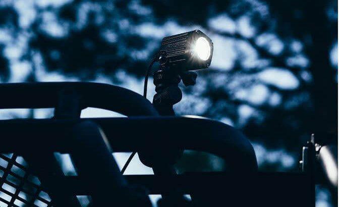 Rigid Industries: Ignite Compact Auxiliary Lighting