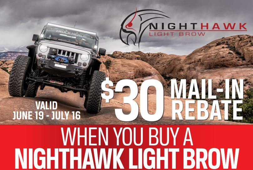 UnderCover: $30 Rebate on NightHawk Light Brows