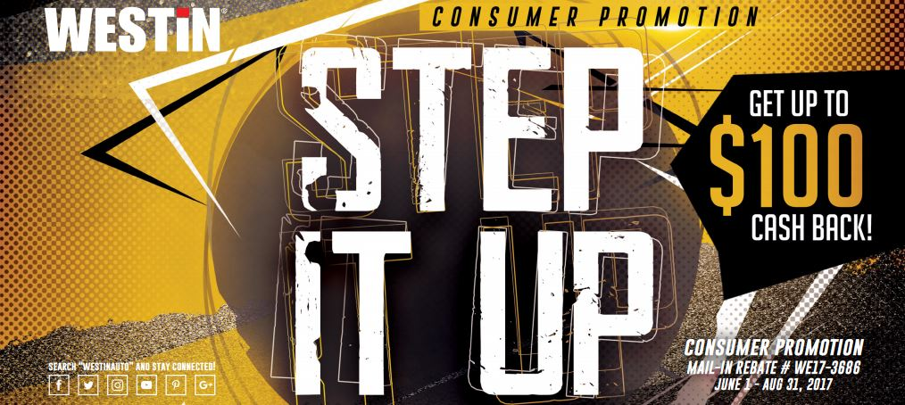 WESTiN Step It Up Promotion