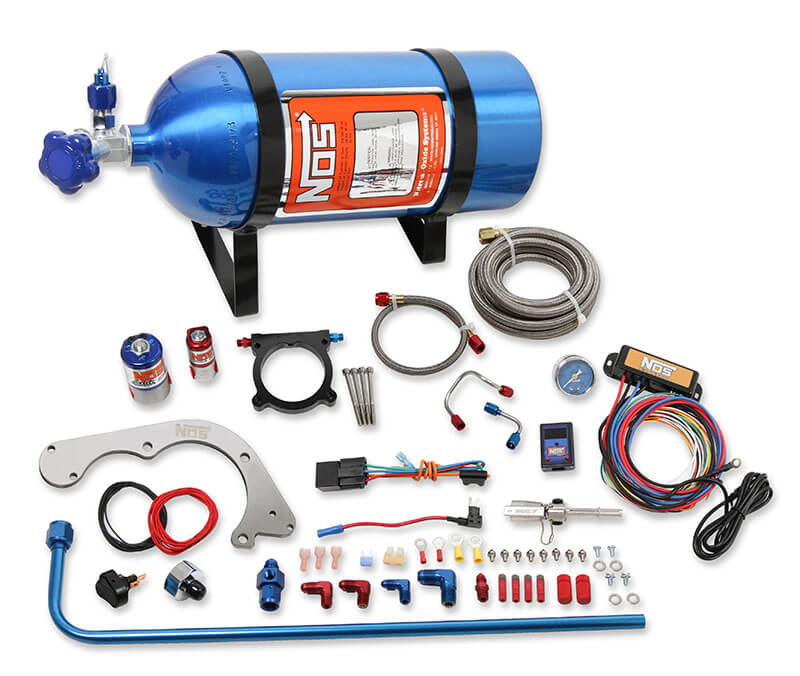 NOS Complete Nitrous Kit for Coyote 02125NOS
