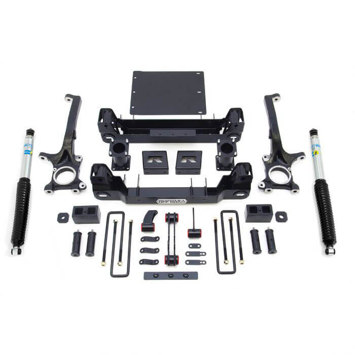 ReadyLIFT 8 Inch Lift Kit with Bilsetin Shocks for Tundra 44-5877