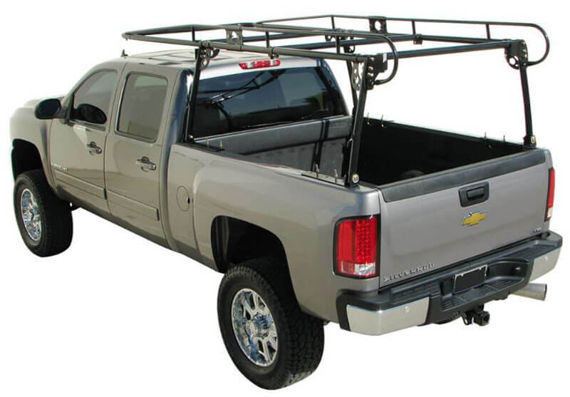 Paramount Automotive Contractor Rack for Full-Sized Truck