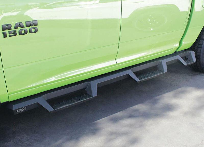 WESTiN Automotive: HDX Drop Wheel-to-Wheel Nerf Bars