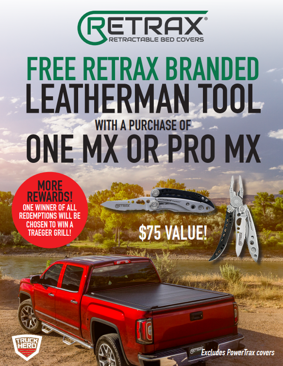 Retrax Leatherman Multitool with MX Cover Purchase