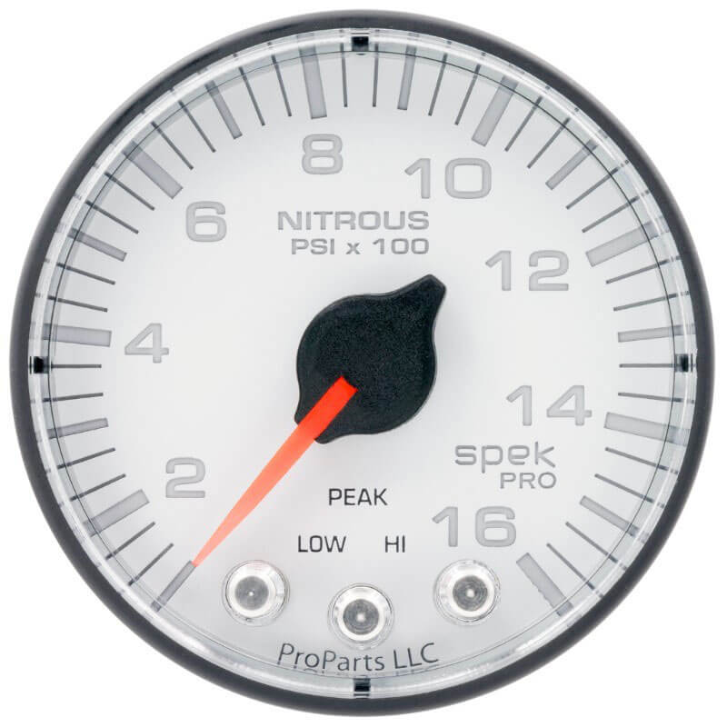 AutoMeter: New Spek-Pro Gauges