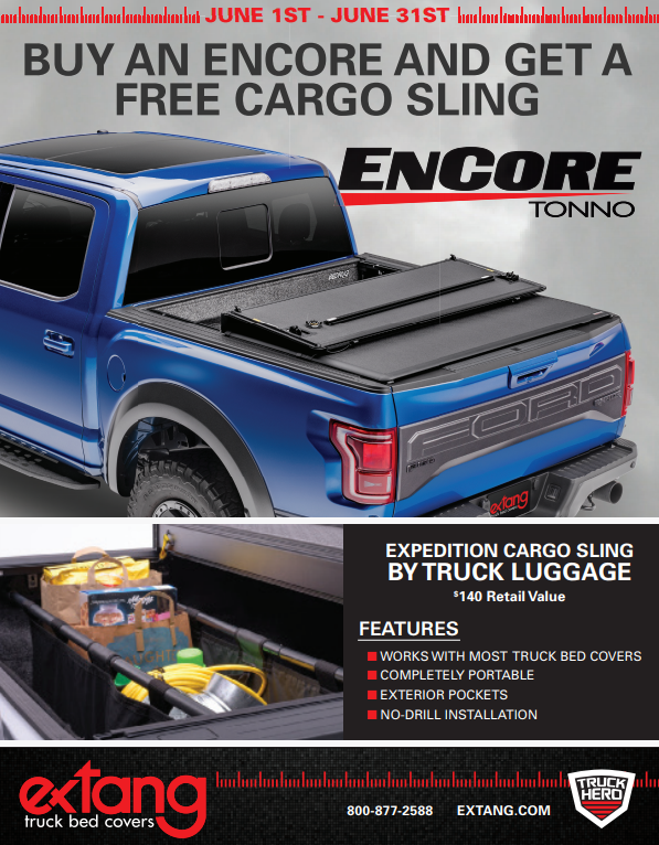 Extang Free Cargo Sling with Encore Purchase