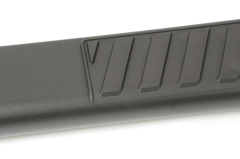 Dee Zee 6 Inch Textured Black Side Steps