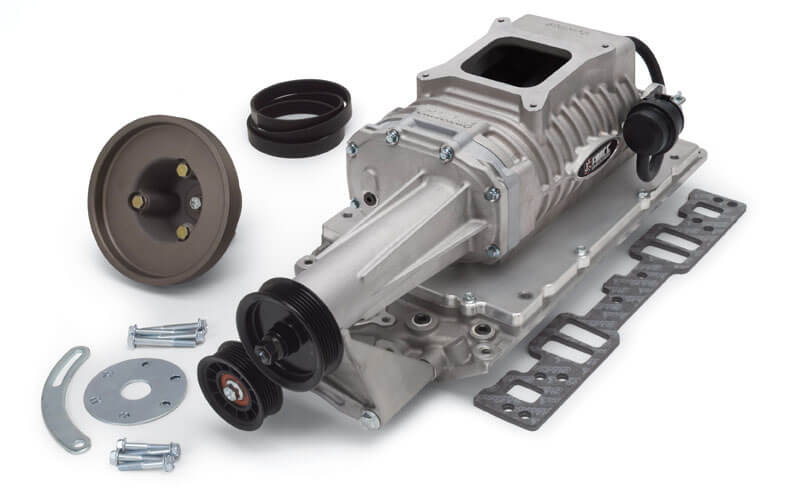 Edelbrock: E-FORCE 122 Superchargers for SBC Back in Production