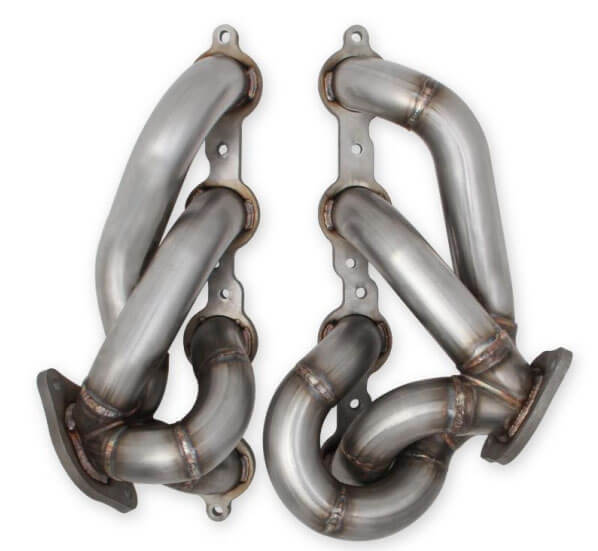 Hooker: Stainless Steel Shorty Headers for '09-'15 Cadillac CTS-V