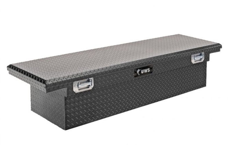 UWS 69 Inch Crossover Toolbox with Pull Handles