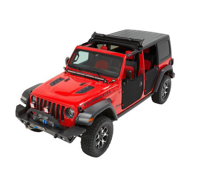 Bestop Sunrider for Hardtop Jeep Wrangler JLBestop Sunrider for Hardtop Jeep Wrangler JL