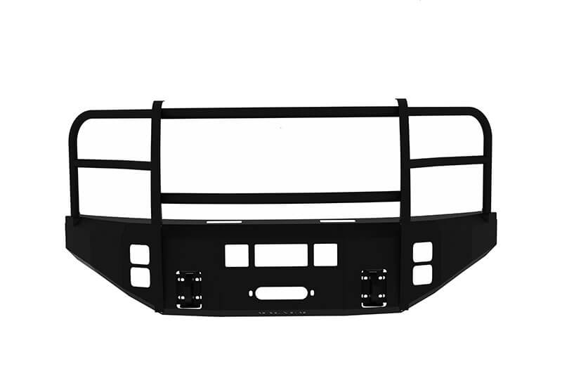 ICI: Magnum Grille Guard Bumpers