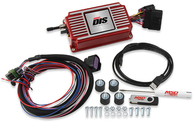 MSD Performance Direct Ignition System Kits