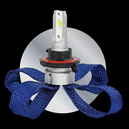 Putco Nitro Lux Projector Series Headlights