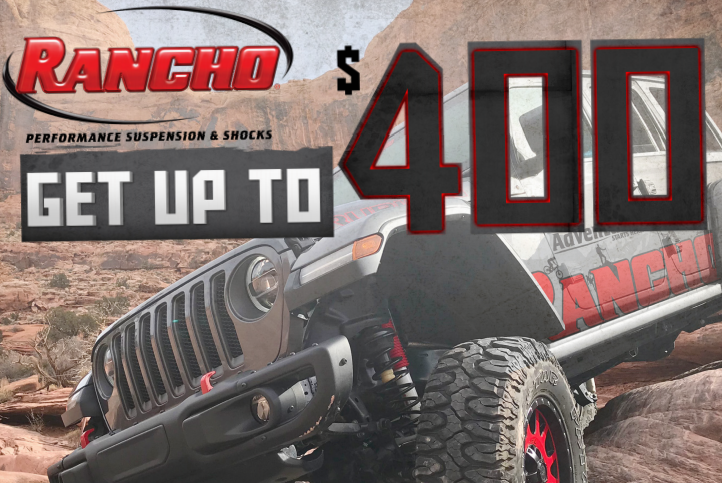 Rancho $400 Spring Promotion