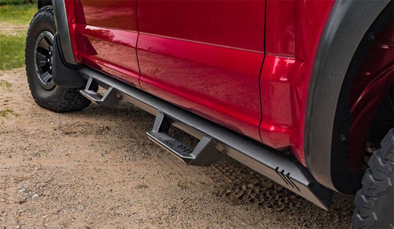 N-FAB EPYX Step System for 2019 Ford Ranger