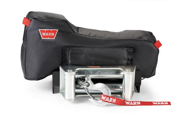 WARN: Stealth Series Winch Covers